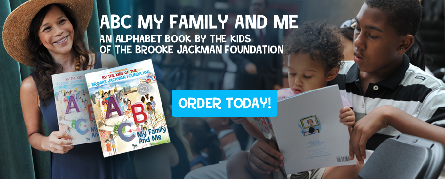 ABC My Family and Me - Brooke Jackman Foundation