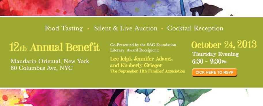 Final Gala slider - support children's literacy