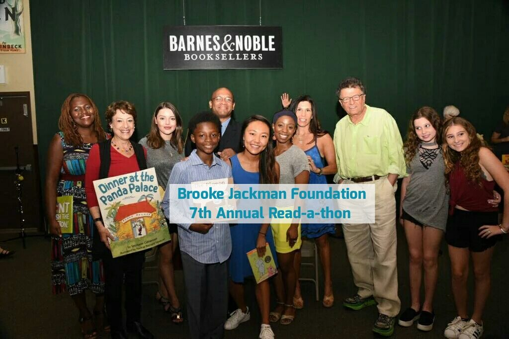 Brooke Jackman 7th Annual Read-a-thon to support literacy